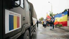 A Humanitarian Aid From Romania Worth 2.3 Million Euros