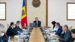 Prime Minister Chicu Removes Four Ministers From Office Before the Second Round of the Presidential Elections