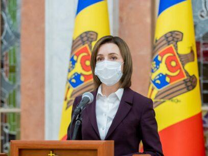 E.U. Donates 15 Million Euros to Mitigate the Pandemic Crisis in Moldova