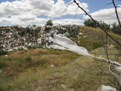 Moldova Leaves 90 Percent of Its Waste Unrecycled, Forming Thousands of Landfills