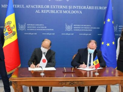 A 800,000 Euros Grant from Japan to Fight COVID-19
