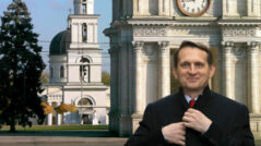 Sergei Naryshkin, Head of the Russian Foreign Intelligence Service Comments About Moldova's Presidential Elections