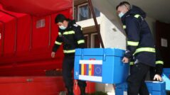 Romania Donated to Moldova 100,800 Doses of anti-COVID-19 Vaccine