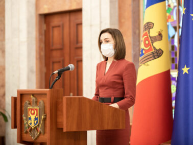 President Sandu Dissolves the Parliament, Early Elections in July