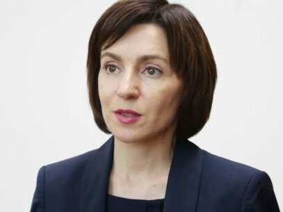Interview with the Prime Minister of  Moldova, Maia Sandu