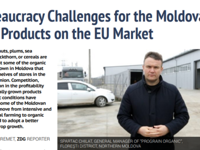Bureaucracy Challenges for the Moldovan ECO Products on the EU Market