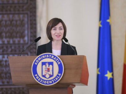 Sandu on the Meeting with US Under Secretary of State: We Need US Support in Fighting Corruption