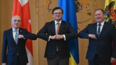 """The Russian Duma: """"The creation of the 'associated trio' between Ukraine, Georgia, and Moldova is similar to the implementation of US orders"""""""