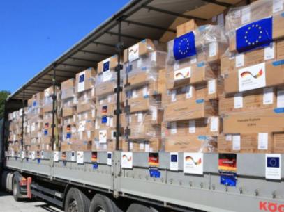 Germany Donated Moldova Medical Equipment Worth 9.6 Million Euros