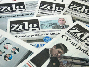 Attacks on Moldovan Journalists in 2020: the State Authorities' Representatives Attack Most Frequently