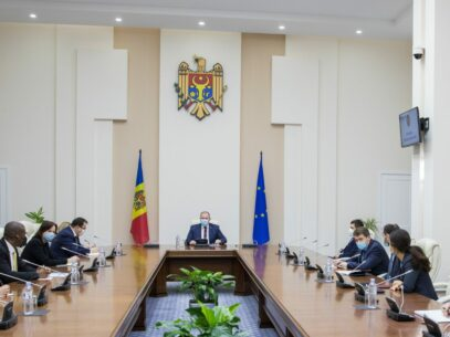 The Government Meets for the Justice Reform Strategy