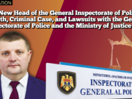 INVESTIGATION: The New Head of the General Inspectorate of Police: Wealth, Criminal Case, and Lawsuits with the General Inspectorate of Police and the Ministry of Justice