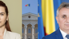 The Moldovan and the Romanian Ministers of Interior Join Forces Against Smugglers and Traffickers
