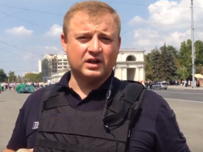 The Build Europe Home Party Leader Found in London after being Wanted