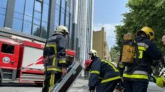 Japan Offers Moldova a 15 Million Euros Grant to Improve Fire Prevention Equipment