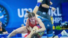 The Moldovan Fighter Irina Rîngaci Became World Champion Among the Youth, while Mihaela Samoil Won the Silver Medal