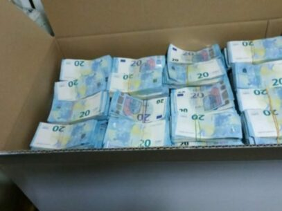More than 1.6 Million Euros Seized and Transferred to the State Budget
