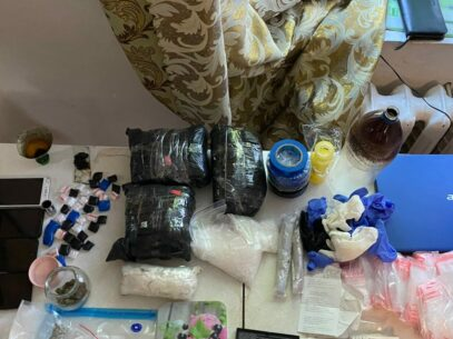 Police Detained 4 Moldovan Citizens for Drug Trafficking. They Also Seized Drugs Amounting to 240,000 Euros