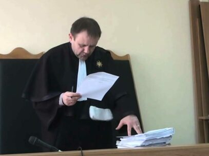 A Judge Acquitted in the 20 Billion Dollars Money Laundry Case