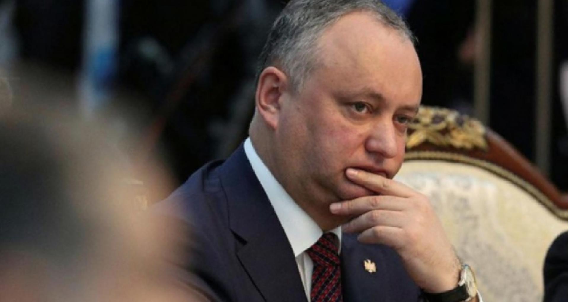 German Press: Kremlin has Invested 11.453 Million Euros to Help Igor Dodon in Presidential Campaign