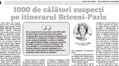 EDITORIAL – One Thousand Suspicious Passengers on the Briceni-Paris Route: Two Perspectives on Human Trafficking