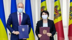 The Moldovan and the Ukrainian Prime Ministers Signed the Amendment to the  Free Trade Agreement