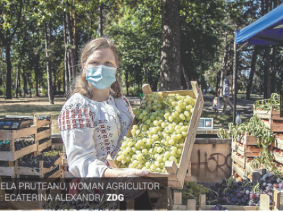 How Moldovan Women Make Their Way in Agriculture