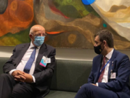 Moldovan and Portuguese Ministers of Foreign Affairs met in New York