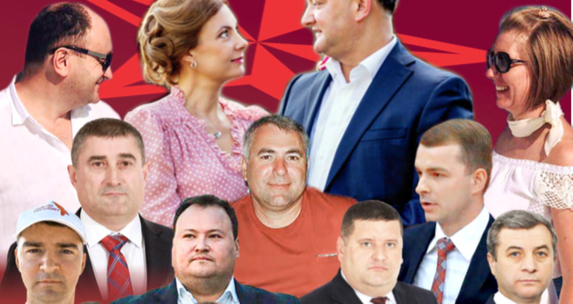 All the (Moldovan) President's Men