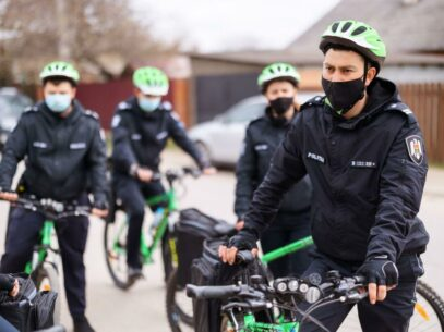 """Police on Bicycles: """"We cannot give up bikes anymore"""""""