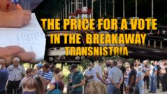 INVESTIGATION: The Price for a Vote in Breakaway Transnistria