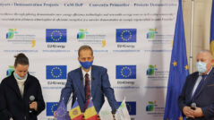 PRESS RELEASE: The First Centre of Excellence in Energy Efficiency was Inaugurated in Feștelița with the Support of the EU
