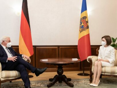 Germany Provides Moldova with 10 Million Euros for the Development of Public Sector Reforms