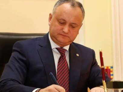 Moldova's President Urgently Enacts Proportional Electoral System