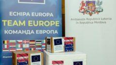 Latvia Donates Another Batch of Vaccines to Moldova