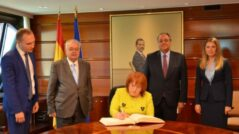 Constitutional Court of Moldova is to Sign a Memorandum of Cooperation with the High Court of Spain