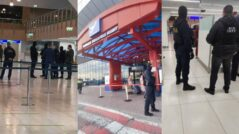 13 Policemen Detained in a Bribery Case at the Chișinău International Airport