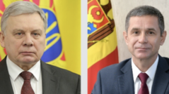 """The Moldovan and the Ukrainian Ministers of Defense Met in Kyiv: """"they agreed on boosting bilateral cooperation through initiatives and projects beneficial to both armies"""""""