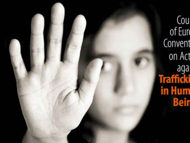 Human trafficking in Moldova, Council of Europe's report