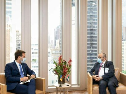 Emirati investments in Moldova's Economy Discussed by Moldovan Ministry of Foreign Affairs and the Minister of State of the United Arab Emirates in New York