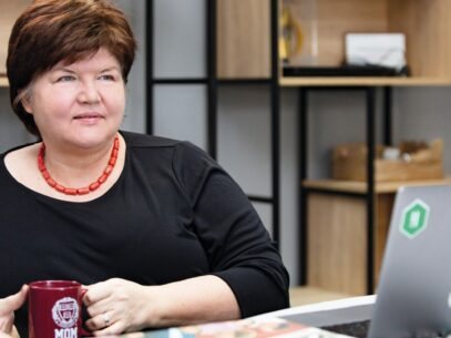 INTERVIEW: On Guard on the Prut – the Shadow of Russia and the Free Press in Moldova. An Interview with the ZdG Director, Alina Radu