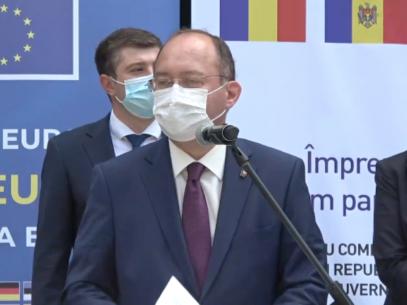 Romania Donates to Moldova 100,000 Doses of Pfizer Vaccine
