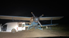 Four Pilots Detained and Two Others Wanted in a Cigarette Smuggling Case with Aircrafts