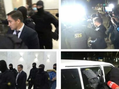 INVESTIGATION: What is Prosecutor General Alexandr Stoianoglo Accused Of? Details of the Five Parts of the Claim for which the Suspended Prosecutor General was Detained
