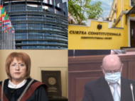 Prosecutors Opened a Criminal Case on the Appointment of Boris Lupașcu as Judge at the Constitutional Court, in April, by the Socialist-Shor Parliamentary Majority