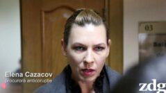 Elena Cazacov, State Prosecutor in the Vlad Filat Case, was Appointed Interim Head of the Anticorruption Prosecutor's Office