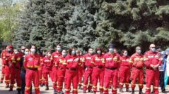 22 Medical Staff from Moldova Went to Romania to Fight the New Wave of Coronavirus