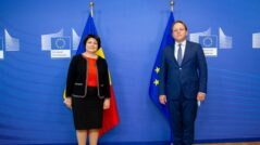 Moldova Received 36.4 Million Euros from the European Union to Support the State Budget