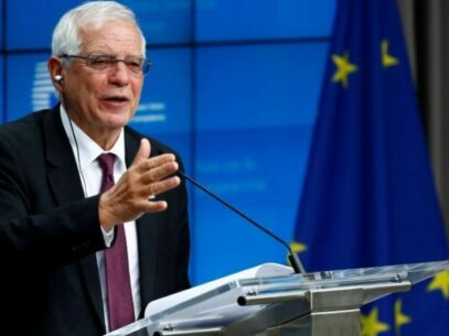 """Joseph Borell: """"All the institutions of the EU will continue being committed to the political association and economic integration with Moldova. At the end of October, we will meet with the Council of the Association Agreement"""""""
