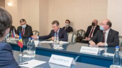"Dmitry Kozak, Putin's Special Representative: ""Solving the Transnistrian Conflict is Moldova's Business"""